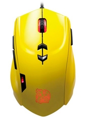 Mouse Tt eSports Theron Yellow