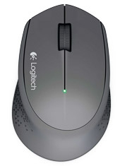 Mouse Wireless M280 Grey Logitech