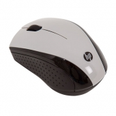 Mouse, Wireless, X3000, Gris, HP,