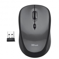Mouse Wireless Yvi Negro Trust