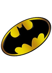 Mousepad DC Comics Batman Logo