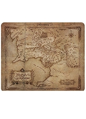 Mousepad Lord Of The Rings Rohan & Gondor