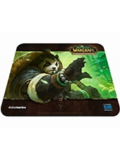 Mousepad QcK World of Warcraft Panda Forest Edition SteelSeries