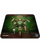 Mousepad QcK World of Warcraft Pandaren Crest Edition SteelSeries
