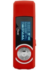 MP3 8Gb Recar FM Dual 3.5 Red 7015 Microlab