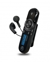 MP3, 8GB, Sport, Clip, Negro, Microlab, mp3, reproductor mp3, mp3 player, music player,
