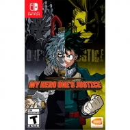 My Hero One's Justice Switch