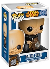 Figura POP! Star Wars Nalan Cheel