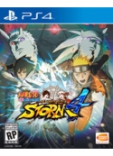 Naruto Shippuden Ultimate Ninja Storm 4 PS4