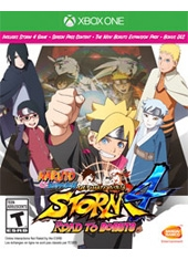 Naruto Shippuden Ultimate Ninja Storm 4 Road to Boruto Xbox One