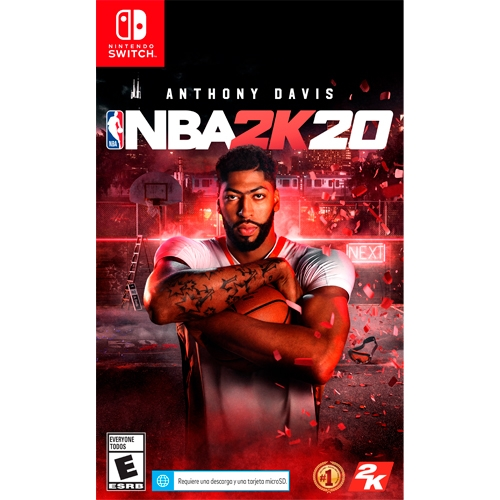 NBA 2K20 Switch