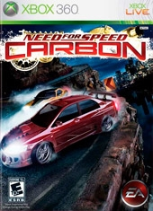 Need for Speed (NFS) Carbon Xbox 360