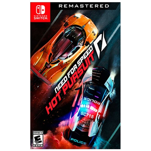 Need For Speed Hot Pursuit Remastered Switch