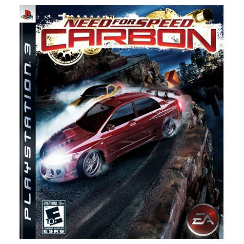 Need for Speed (NFS) Carbon PS3