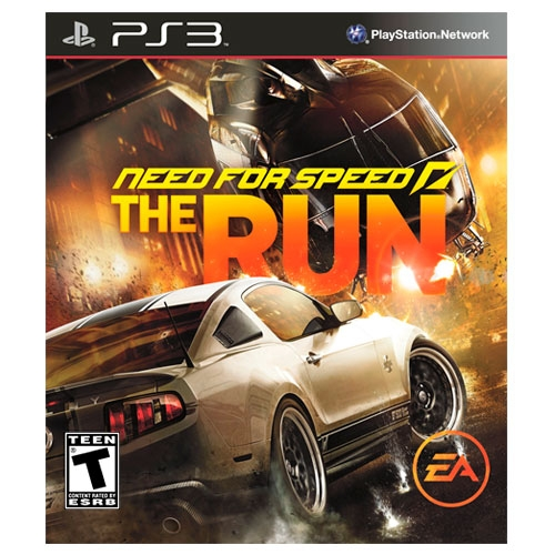 Need for Speed (NFS) The Run PS3