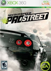 Need For Speed (NFS) Pro Street Xbox 360