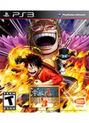 One Piece Pirate Warriors 3 PS3