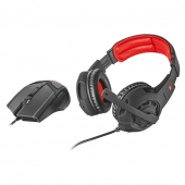 Pack, Gaming, gamer, Audífonos, headset, phones, Mouse, GXT 784, gxt784, Trust