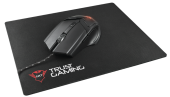 Pack, Mouse + Mousepad, Gaming, GXT 782, Trust,