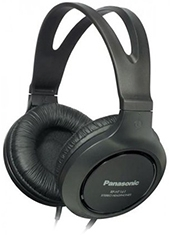 Audífono Over Ear RP-HT161E-K Negro Panasonic