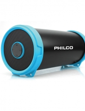 Parlante, speaker, Bluetooth, Bazooka, PX80, Azul, blue, Philco