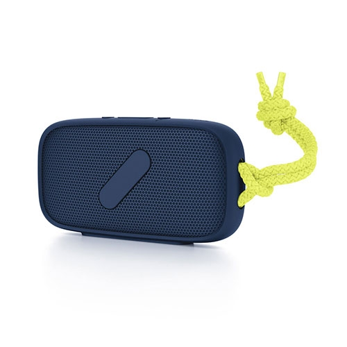 Parlante Bluetooth Move Super M Azul Navy Nude