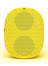 Parlante Bluetooth PopDrop Amarillo iSound