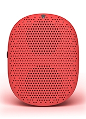 Parlante Bluetooth PopDrop Rojo iSound