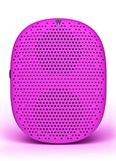 Parlante Bluetooth PopDrop Rosado iSound
