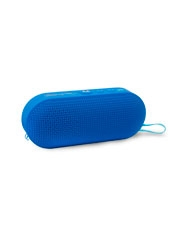 Parlante Mini Speaker Bluetooth Azul Microlab