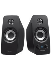 Parlantes T15W 2.0 Bluetooth Creative