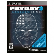 Payday 2 Safecracker Editon PS3