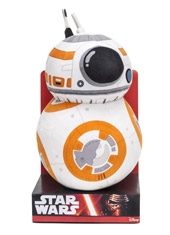 "Peluche 10"" Star Wars The Force Awakens BB-8"