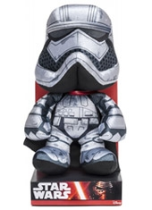 "Peluche 10"" Star Wars The Force Awakens Stormtrooper Commander"