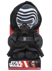 "Peluche 10"" Star Wars The Force Awakens Kylo Ren"