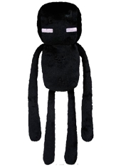 "Peluche Enderman 7"" Minecraft"