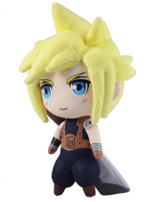 Peluche Final Fantasy VII Cloud Strife 6""
