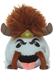 Peluche League of Legends Draven Poro