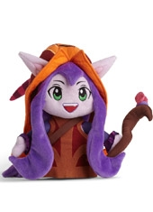 Peluche League of Legends Lulu