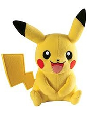 "Peluche Pokemon 8"" Pikachu Basic"