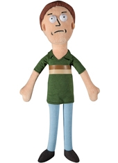 Peluche Rick And Morty Jerry 10""