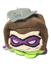 Peluche Small Kawaii Cubes DC Comics The Riddler