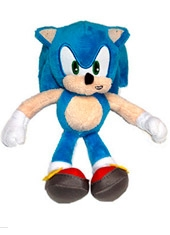 "Peluche 7"" Sonic Sonic The Hedgehog"