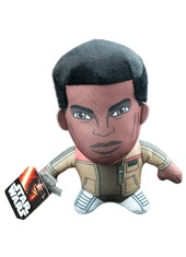 Peluche Super Deformed Star Wars The Force Awakens Finn