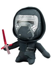 Peluche Super Deformed Star Wars The Force Awakens Kylo Ren