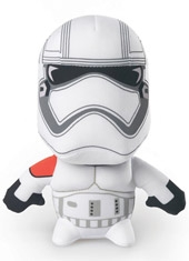 Peluche Super Deformed Star Wars The Force Awakens Stormtrooper