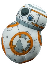 Peluche Super Deformed Star Wars The Force Awakens BB-8