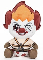 "Peluche Twisted Metal 6"" Sweet Tooth Sony Stubbins"