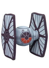 Peluche Vehículo Star Wars The Force Awakens Tie Fighter