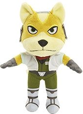 Peluche World Of Nintendo StarFox